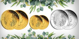 Queen Elizabeth II's 95th Birthday Celebrated on New Gold & Silver Proof Coins From Perth Mint
