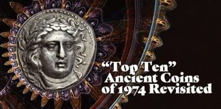 """""""Top Ten"""" Ancient Coins of 1974 Revisited"""