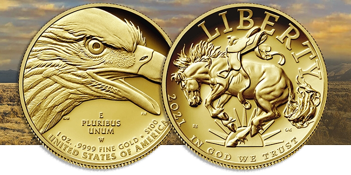 US Mint Opens Sales for American Liberty High Relief Gold Coin August 19