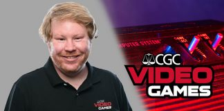 CCG Hires Top Videogame Expert to Lead New Videogame Grading Service