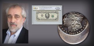 Fred Weinberg's Personal Error Coin Rarities on Display at Heritage Auctions' ANA Booth