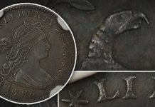 David Lawrence Rare Coins Offers Scarce LIKERTY Half Dime