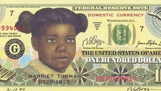 Tubman, Jackson, and Boggs: How Art Predicted the Future of US Paper Money