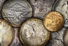 The Eagles of the Classic Commemoratives