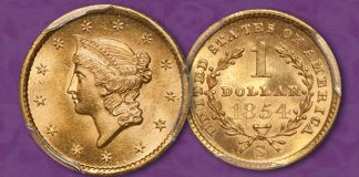Doug Winter - Building a Year Set of Gold Dollars: Part I