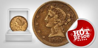 Why Shouldn't a Nice VF Charlotte or Dahlonega Half Eagle be Worth $3,000... or More?