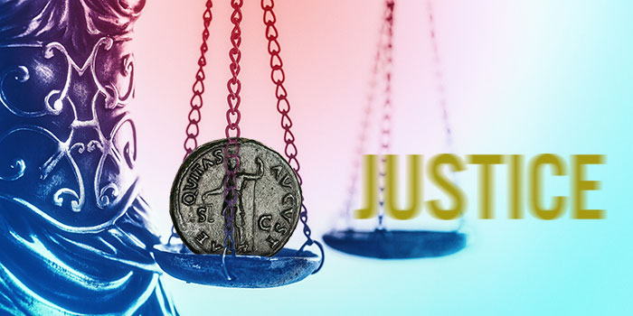 Representations of Justice on Coins and Medals