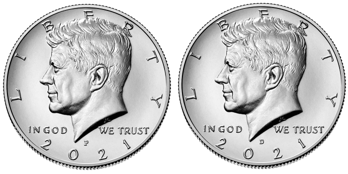 Here's Why You May Find Kennedy Half Dollars in Circulation Again