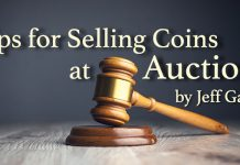Jeff Garrett: Tips for Selling Coins at Auction