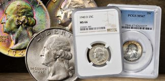 US Coins - A Concise Overview of the Washington Quarter Silver Issues