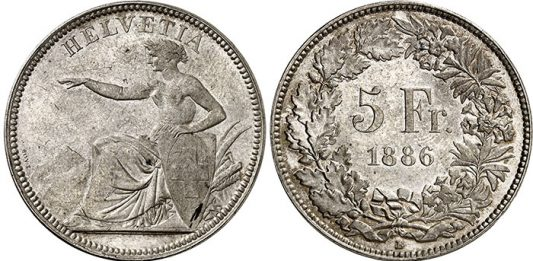The Morgan Dollar and the Rarest Silver Crown of the Latin Monetary Union