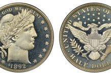 Jeff Garrett: 1858-1915 Proof Type Coins