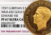 Edward VIII Pattern Leads Group of NGC-Certified Rare Coins in MDC Monaco Sale