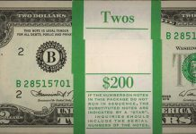 Paper Money Profile: United States Series 1976 $2 Federal Reserve Note (Bicentennial $2 Bill)