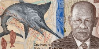 Central Bank of the Bahamas Releases New $100 Banknote