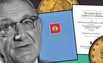 Eliasberg's 1982 US Gold Coin Collection Auction Reconsidered