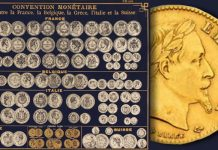 A Brief History of the Latin Monetary Union and Its Coins