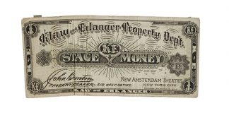 Curiosities of the United States Paper Money Cabinet, Part I