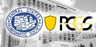 PCGS Partners With Central States Convention