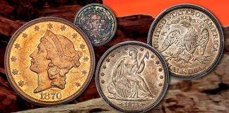 Prestwick Collection of Carson City Rarities Among Top Draws in Heritage US Coin Auction