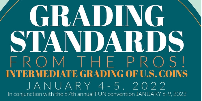 Learn Coin Grading Standards From Professionals at January FUN Show